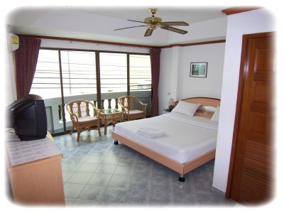 zimmer in patong beach billig